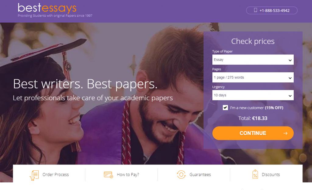 Bestessays.com paper writing