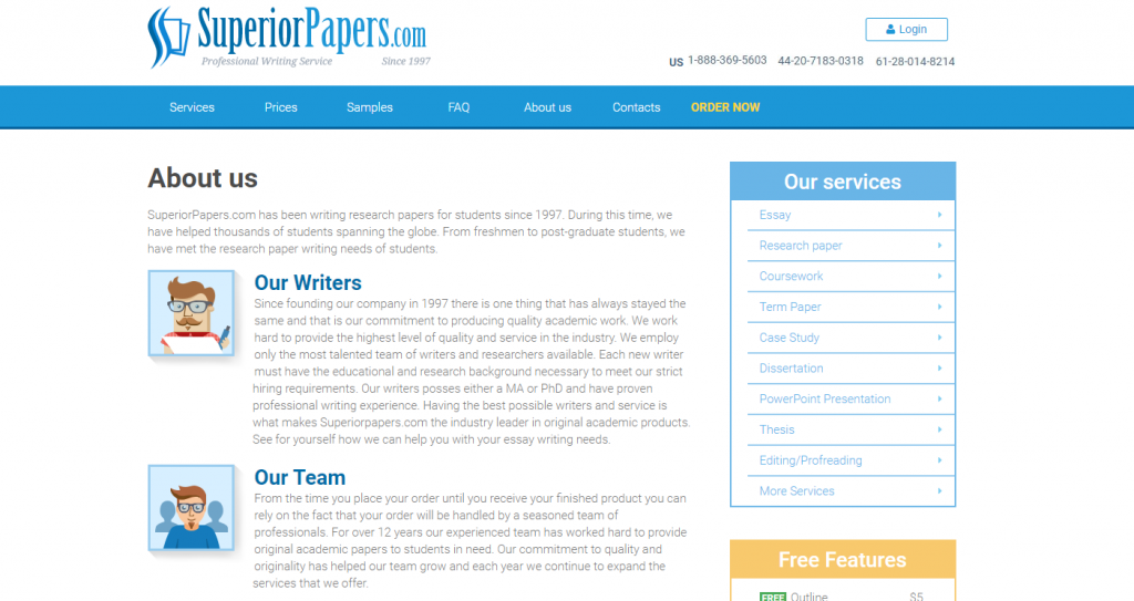 superiorpapers com