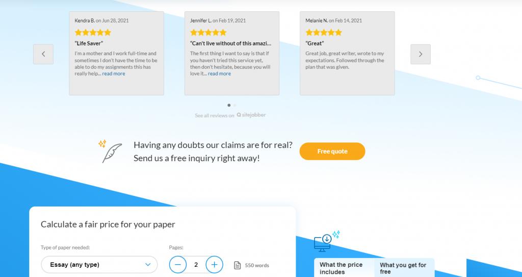 smart writing service reviews