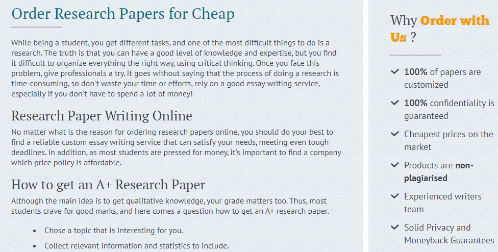 cheapessaysonline cheap research paper