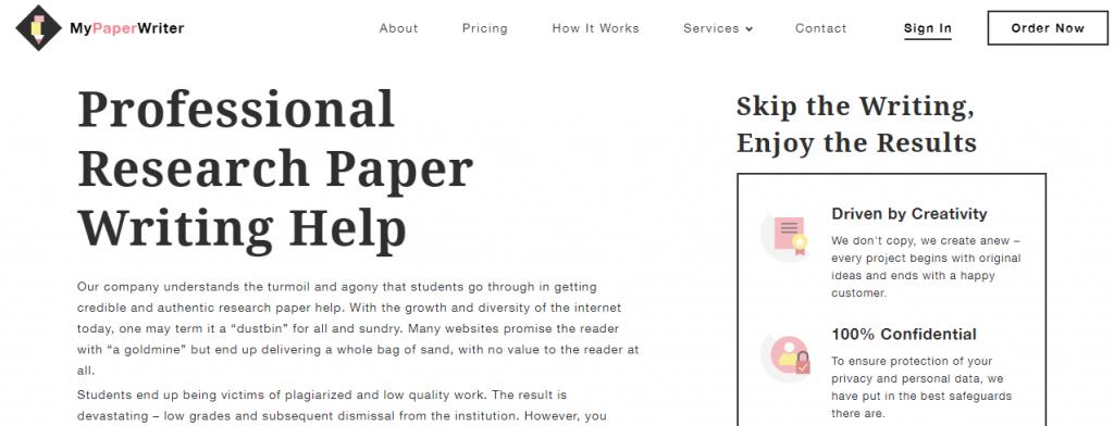 mypaperwriter