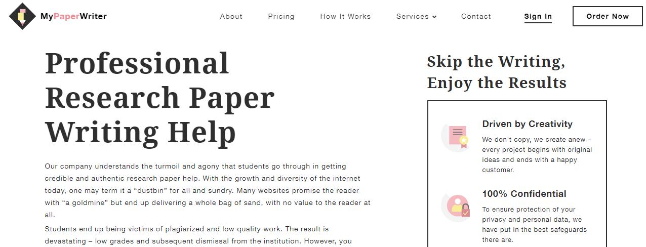 Descriptive essay on place