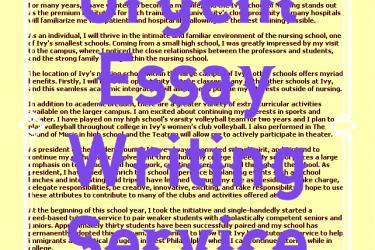 urgent essay writing service